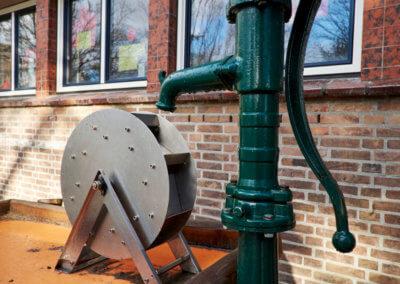 Exterieur Eerste Nederlandse Montessorischool