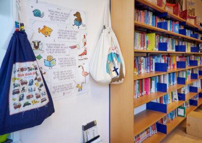 Interieur Eerste Nederlandse Montessorischool