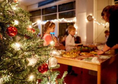 Kerstviering 2015